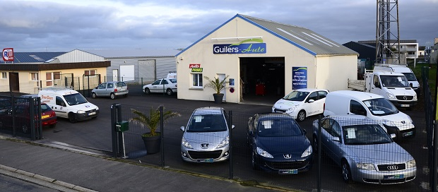 Garage guilers auto r parations vente neuf et occasions for Garage francois rochefort occasion
