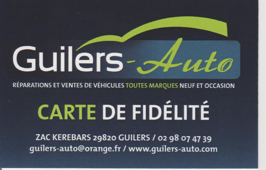d couvrez notre programme de fid lit guilers auto garage automobile. Black Bedroom Furniture Sets. Home Design Ideas