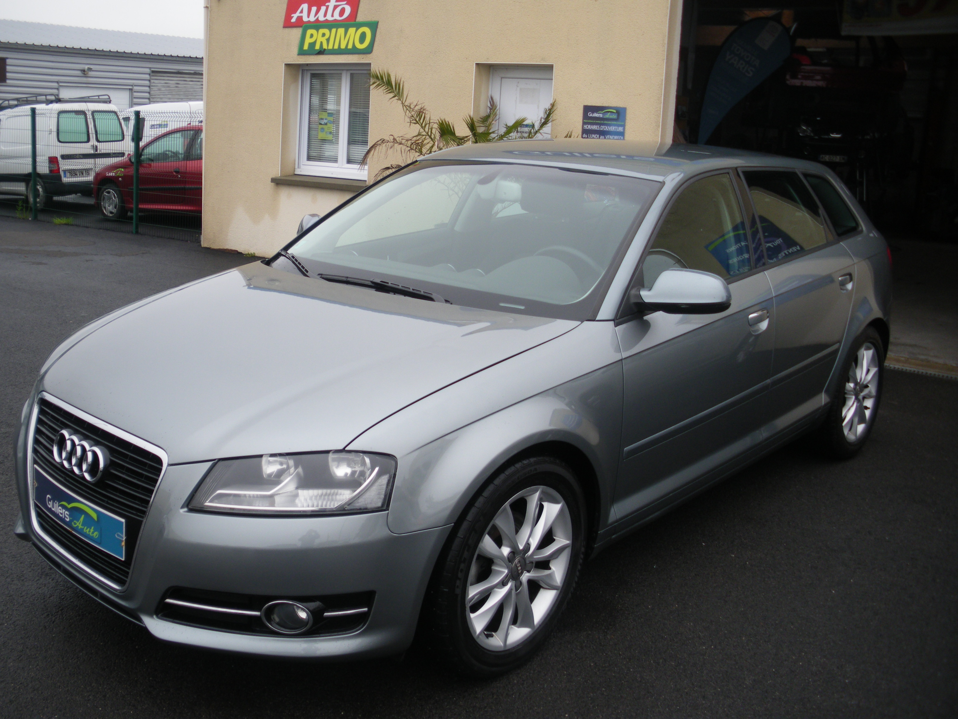 audi a3 sportback 2 0 tdi 140 ambition ph 2 guilers auto. Black Bedroom Furniture Sets. Home Design Ideas