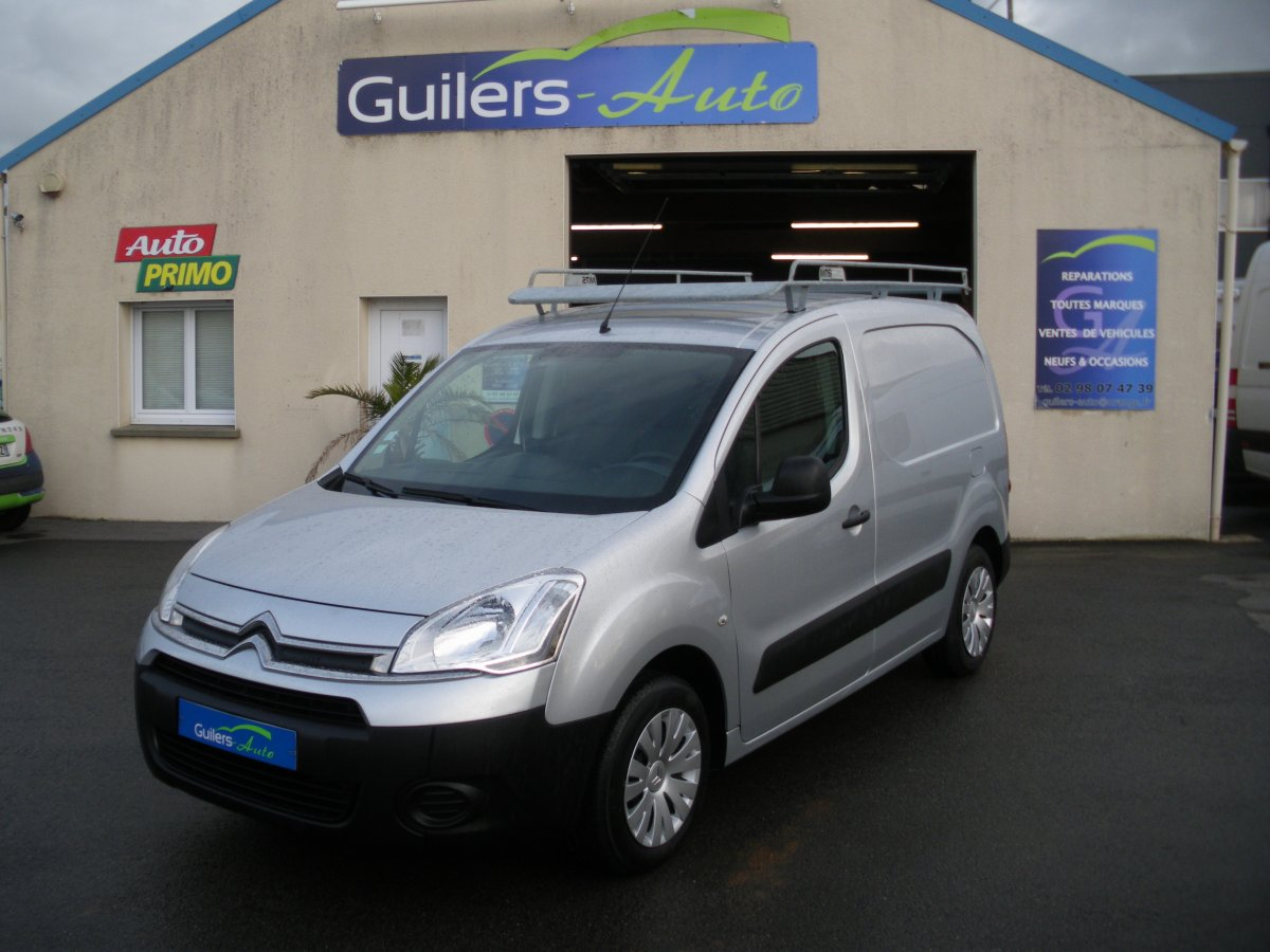 citroen berlingo 1 6 hdi 90 business guilers auto garage automobile. Black Bedroom Furniture Sets. Home Design Ideas